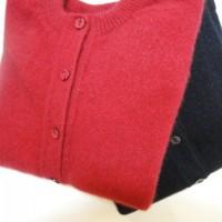 9937 Ladies plain button cardigan range